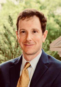Jason Solinger, Associate Professor of English